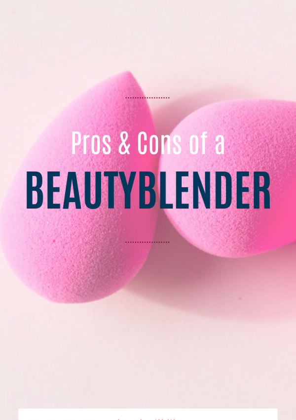 Beautyblender Review // Pros and Cons of Beautyblender // Beautyblender Review // Beauty Sponges