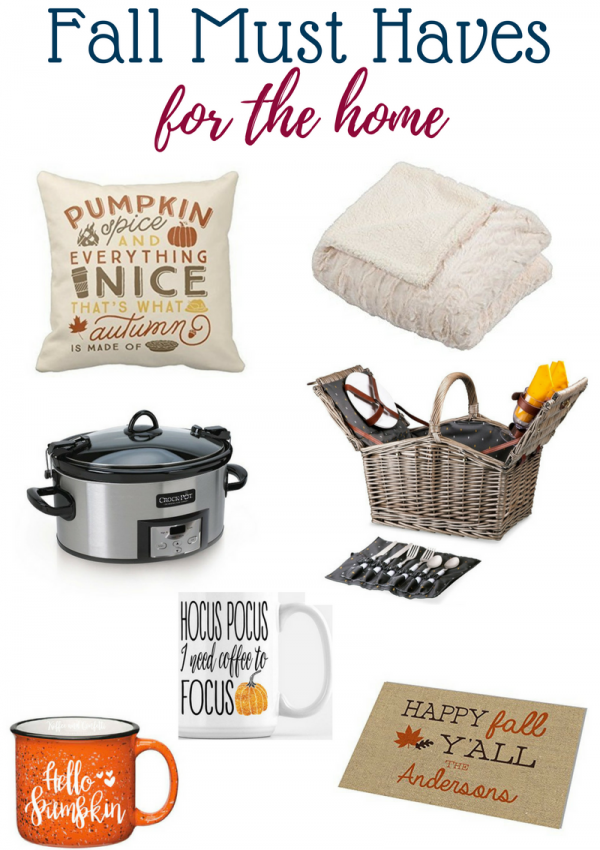 Fall Must Haves For The Home | Fall Essentials // Beauty With Lily - A Beauty, Fashion & Lifestyle Blog