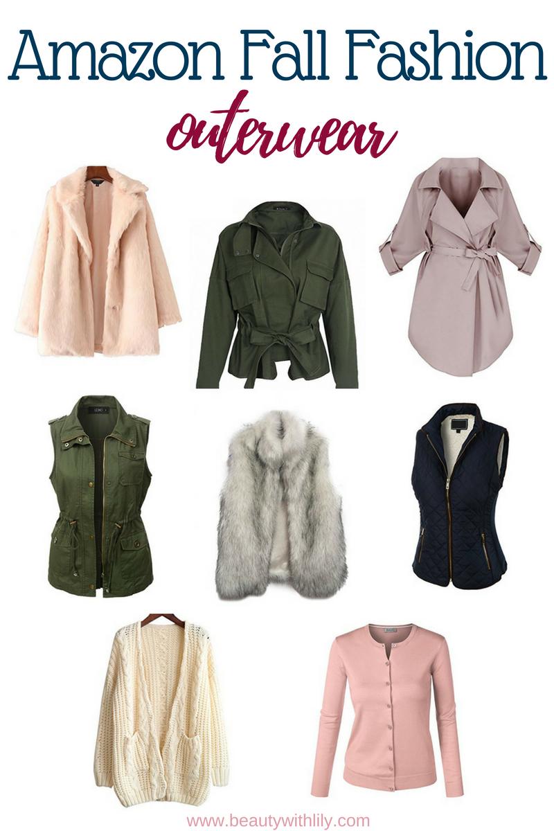 Affordable Amazon Fall Fashion // Amazon Fashion // Fall Fashion | Beauty With Lily - A West Texas Beauty, Fashion & Lifestyle Blog
