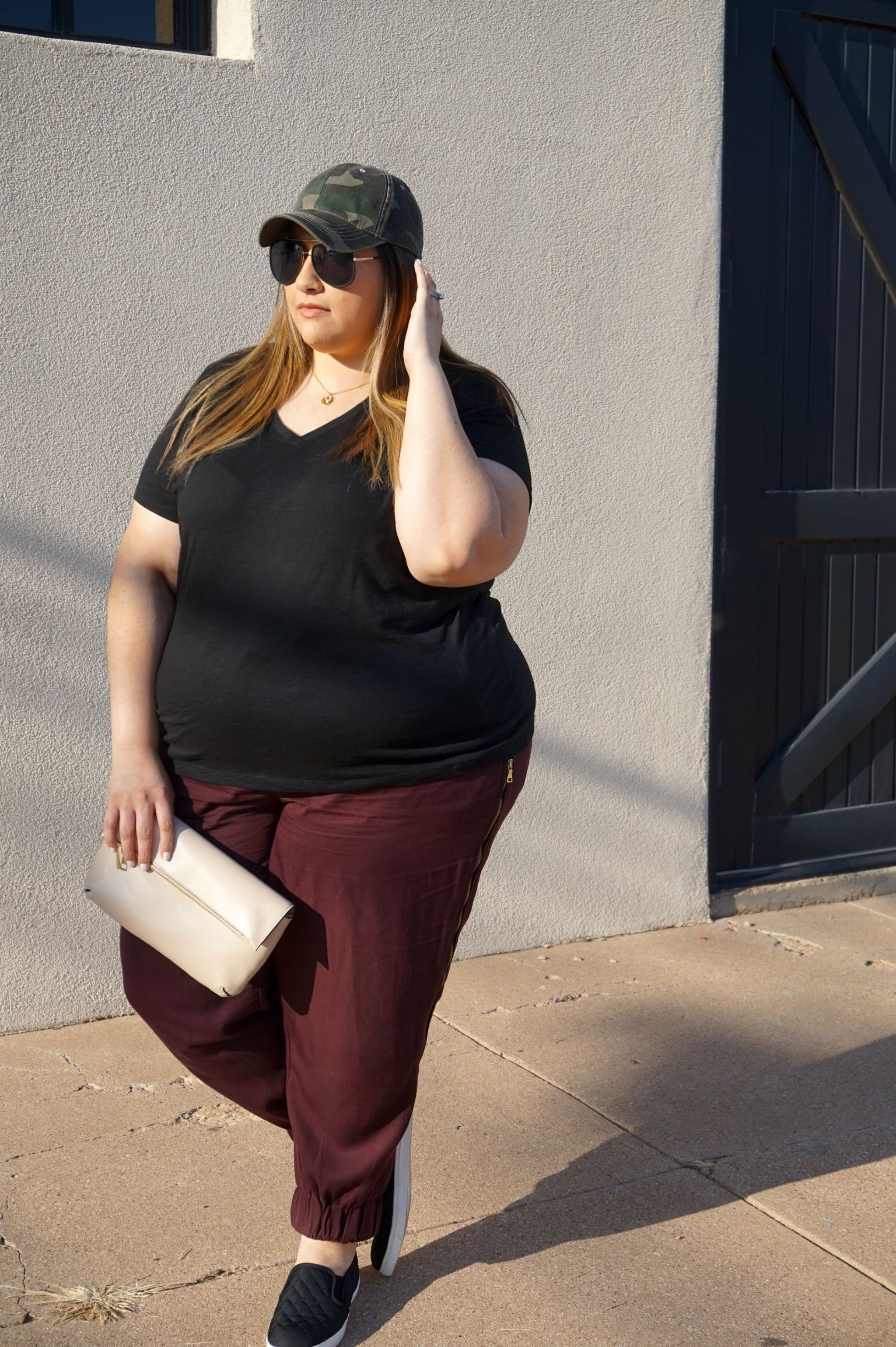 Plus Size Casual Outfit // Beauty With Lily