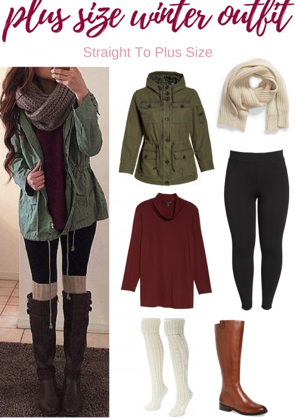 Plus Size Winter Outfits   Plus Size Fashion For Women   Beauty With Lily #fashionblogger #plussizeblogger #beautywithlily