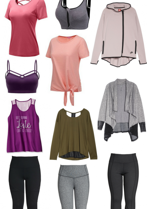 Plus Size Athleisure // Plus Size Activewear // Plus Size Workout Clothes   Beauty With Lily #plussizefashion #plussizeclothes #beautywithlily