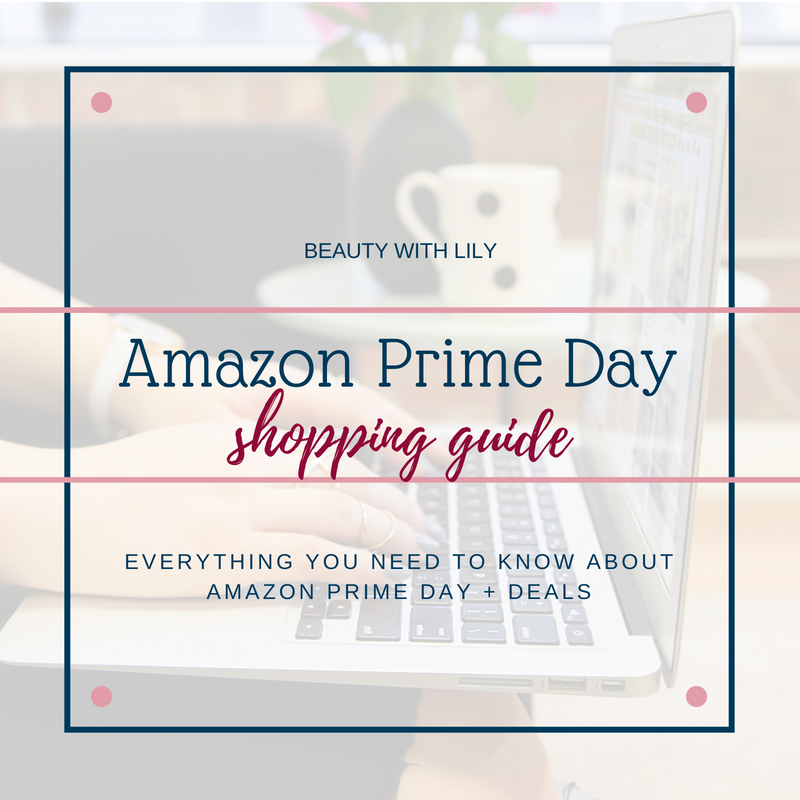 Amazon Prime Day Deals // Amazon Prime Shopping Guide | Beauty With Lily