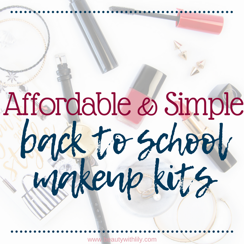 Back To School Makeup Kit