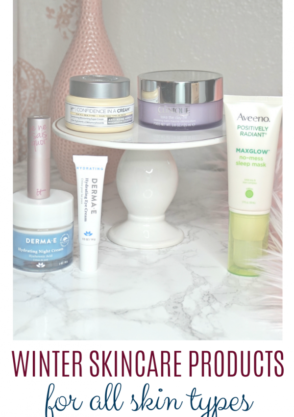 Winter Skincare Products // Winter Skincare Routine // Winter Skincare For All Skin Types // Winter Skincare Tips | Beauty With Lily