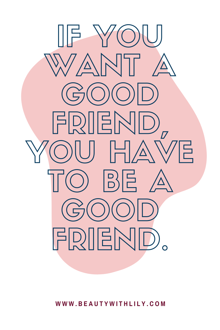 What Failed Friendships Taught Me | Failed Relationships | Friendship Quotes | Good Friends | How To Be A Good Friend | Beauty With Lily