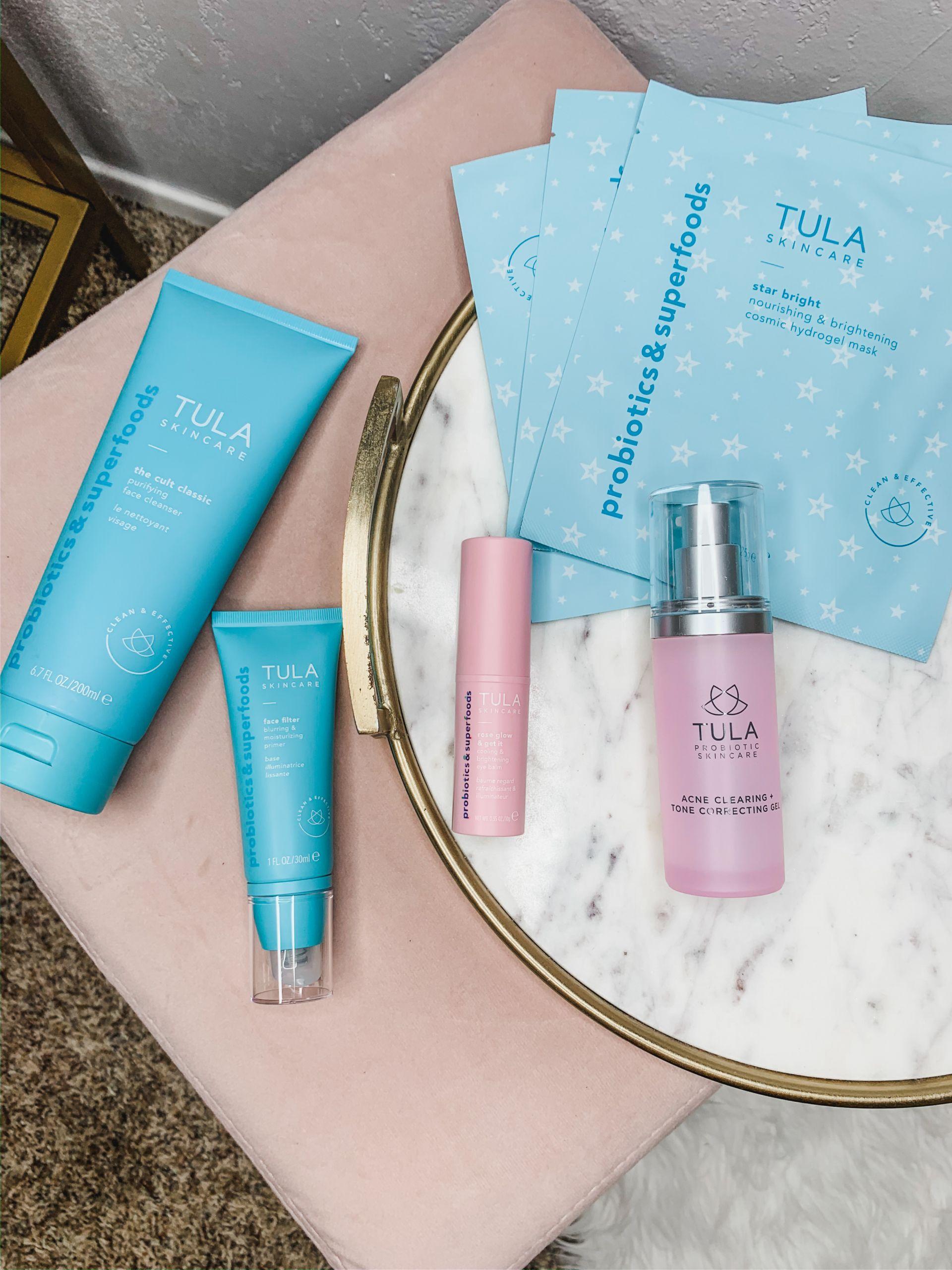 Top 5 Tula Skincare Products // Affordable Skincare Products // Skincare Routine // Skincare for All Skin Types // Probiotic Skincare // Cruelty-Free Skincare // Natural Skincare Products // Skincare Tips & Tricks   Beauty With Lily #tulaskincare #cruelyfree #skincaretips