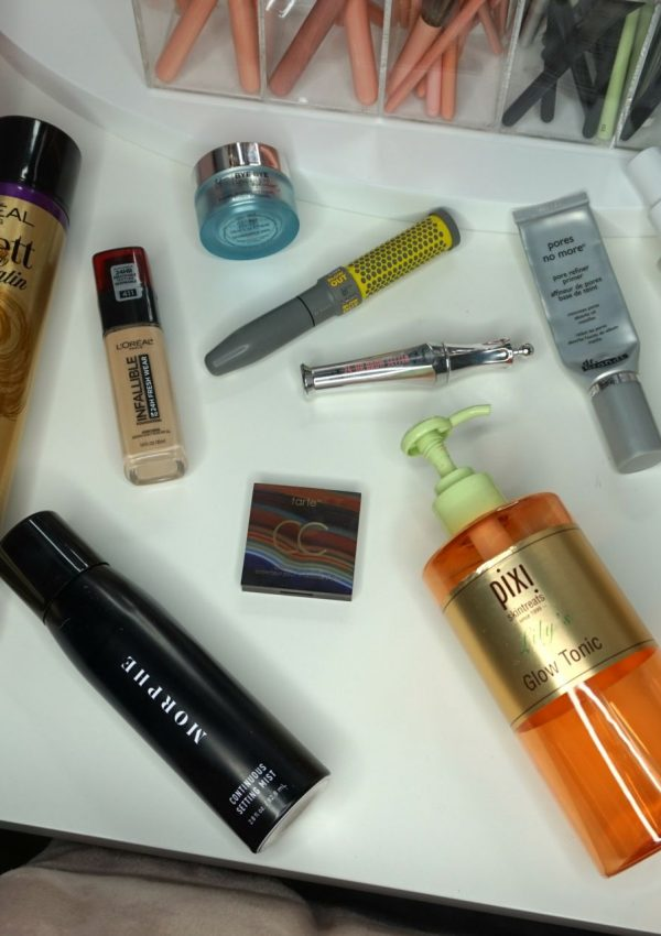 Empties Mini Reviews on Products I've Used Up // Makeup Reviews // Skincare Reviews // Haircare Reviews    Beauty With Lily #empties #makeupreviews