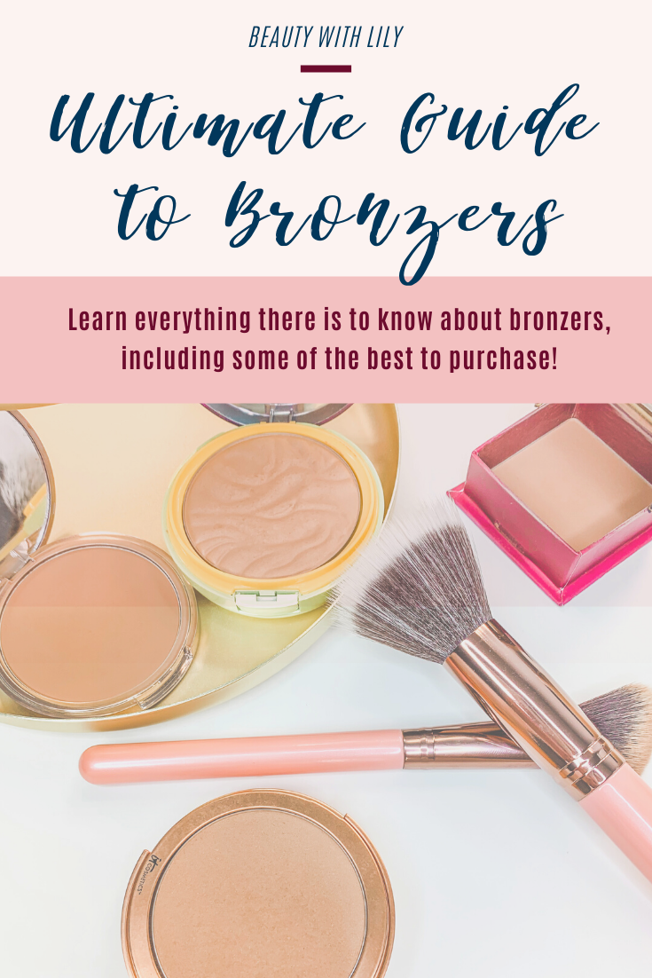 Ultimate Guide to Bronzer // How to Apply Bronzer // How to Contour // What is Bronzer? // Makeup 101 // Makeup Basics // Makeup for Beginners // How to Use Bronzing Powders // Best Bronzers   Beauty With Lily #makeup101 #makeupbasics