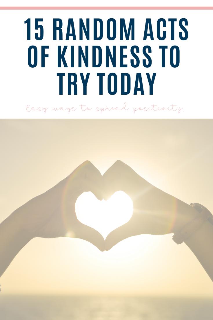 Random Acts of Kindness // How to Be Kind // Random Acts of Kindness for Adults // Random Acts of Kindness Quotes // Random Acts of Kindness Ideas // Inspiring Ideas || Beauty With Lily #randomactsofkindness