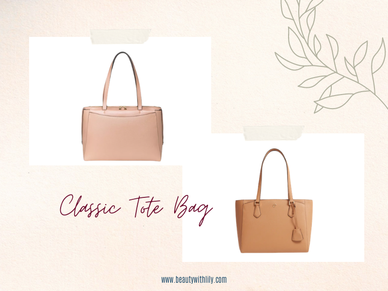 Handbags That Will Never Go Out of Style // Classic Handbags // Must Have Bags // Classic Tote Bags // Chain Crossbody // Fashion Backpacks // Clutch Purses // Affordable Handbags // Designer Handbags // Accessories To Have | Beauty With Lily #classichandbags #musthavebags